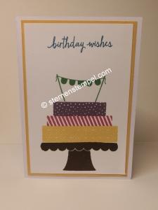 Happy Birthday wishes hoch